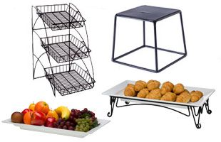 Buffet Display Stands Buffet Display Stands for Restaurant and Catering Businesses 23
