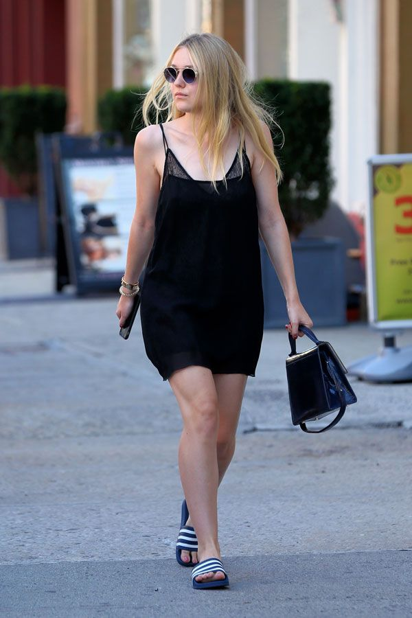 351c589519f7 This Is The Dress Celebrities Wear When It s Too Hot To Deal…