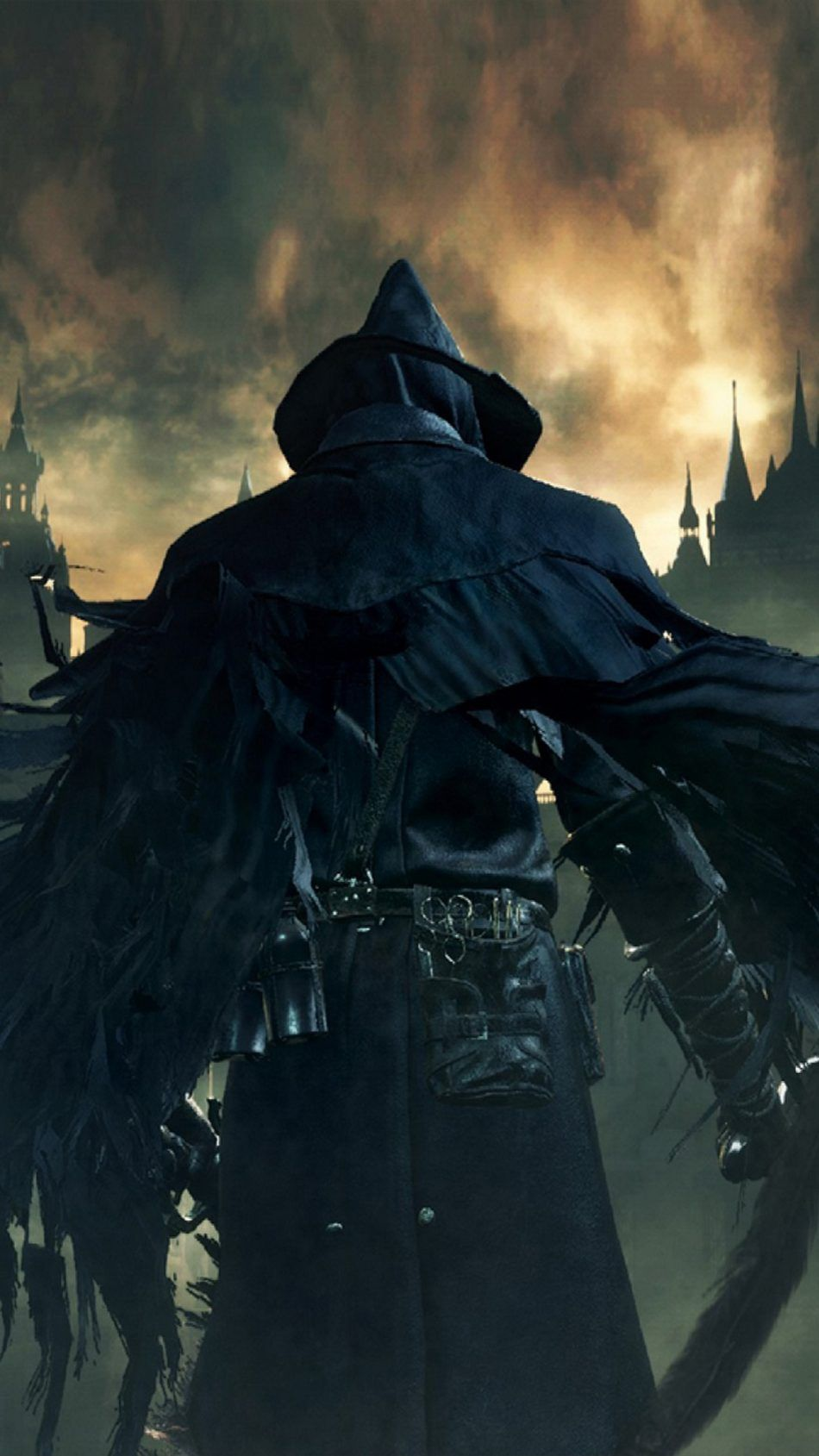 Bloodborne Video Game 4k Ultra Hd Mobile Wallpaper Gaming Wallpapers 4k Gaming Wallpaper 4k Wallpaper For Mobile