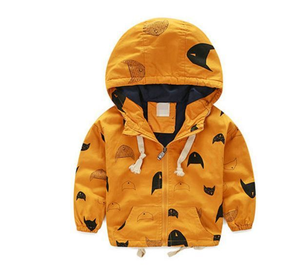 2cde2b3c0 Toddler Baby Boys outerwear Hooded coats Batman Jacket Kids Boys ...