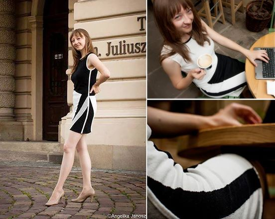 Reversible Knit Dress Giveaway Open to: United States  Ending on: 09/14/2014