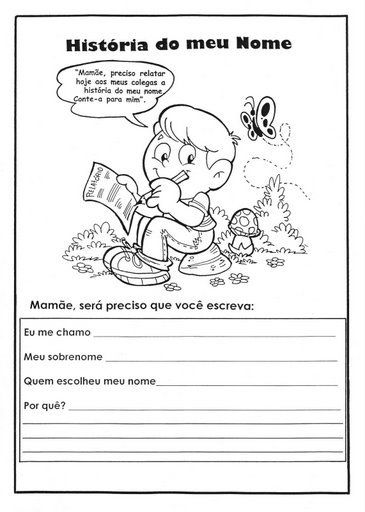 Para O Caderno De Recados Na Educacao Infantil Em 2020 Educacao