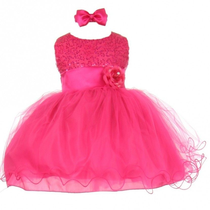 9421a54ae3d6a A great tulle organza dress for your baby girl from brand Shanil Inc ...
