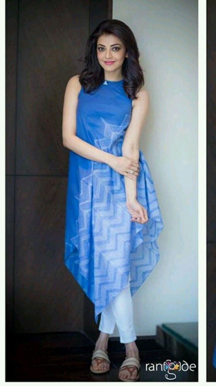 Kajal Aggarwal Hd Pic Fashion Indian Dresses Dresses