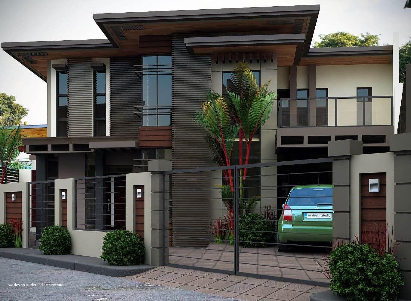 20 Home Exterior Design Ideas On Architectures Ideas   Facade ...