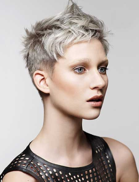 20 short gray hairstyles for 2020  inspire everythingoo