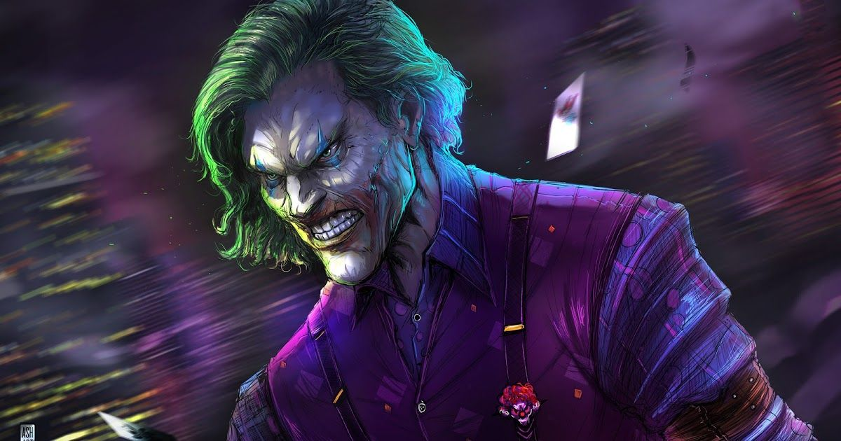 25 Wallpaper 4k Ultra Hd Images Joker Photos Di 2020 Gambar