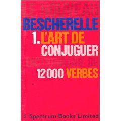 Le Nouveau Bescherelle 1 L Art De Conjuguer Dictionnaire De 12000 Verbes Tome Novelty Sign Reading