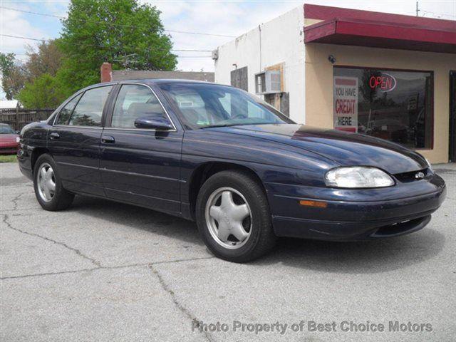 1998 Chevrolet Lumina 4dr Sdn Ltz Chevrolet Lumina Cars For