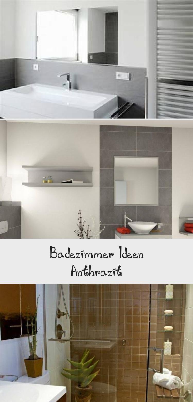 Badezimmer Ideen Anthrazit In 2020 Bathtub Bathroom Home Decor