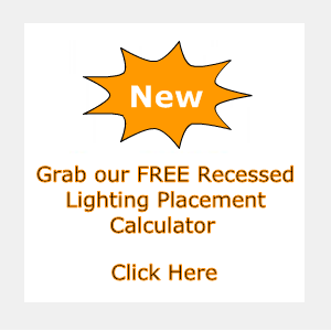 Do you need help placing your recessed lights our recessed do you need help placing your recessed lights our recessed lighting calculator takes away the aloadofball Gallery