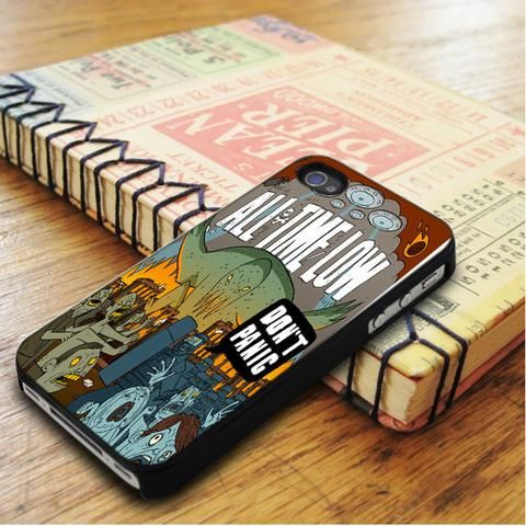 All Time Low Cover Album Music Band iPhone 5|iPhone 5S Case