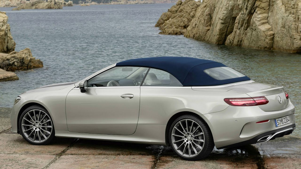 2017 mercedes eclass cabriolet amg line sophisticated