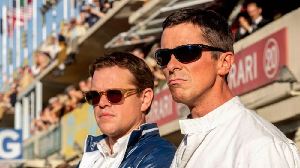 How Ford V Ferrari Raced Around The World Without Leaving Southern California Christian Bale Matt Damon Ferrari