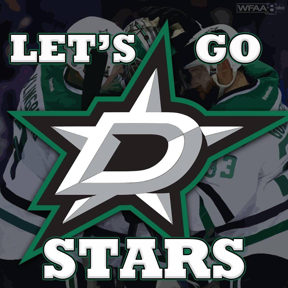 LETS GO STARS!!! Dallas stars hockey