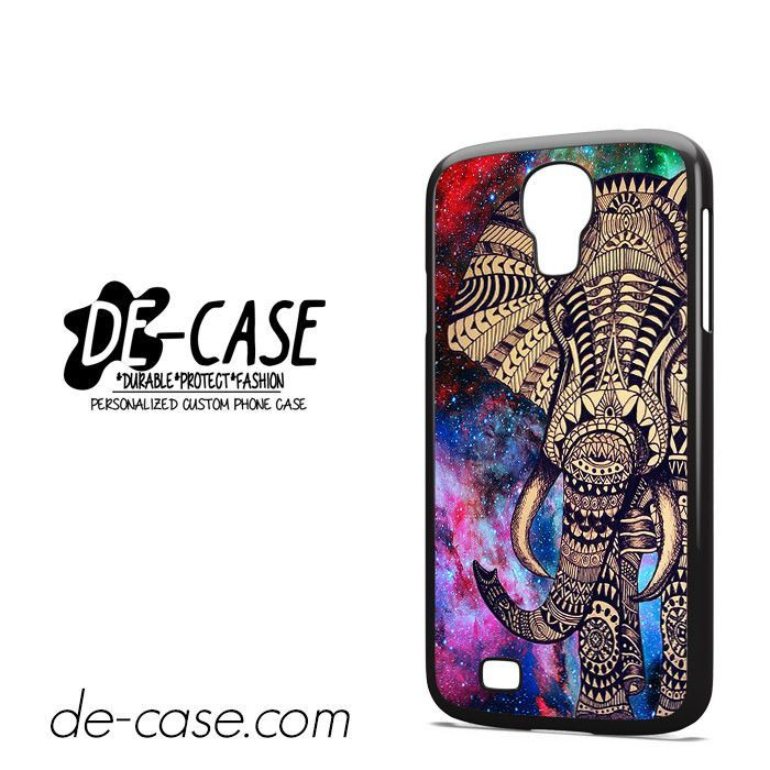 Aztec Elephant Space Galaxy Design DEAL-1256 Samsung Phonecase Cover For Samsung Galaxy S4 / S4 Mini