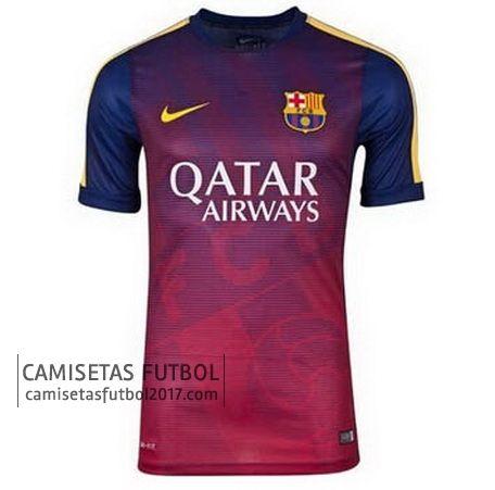 e0c8e052a870f Camiseta Pre Match rojo Barcelona 2015 2016