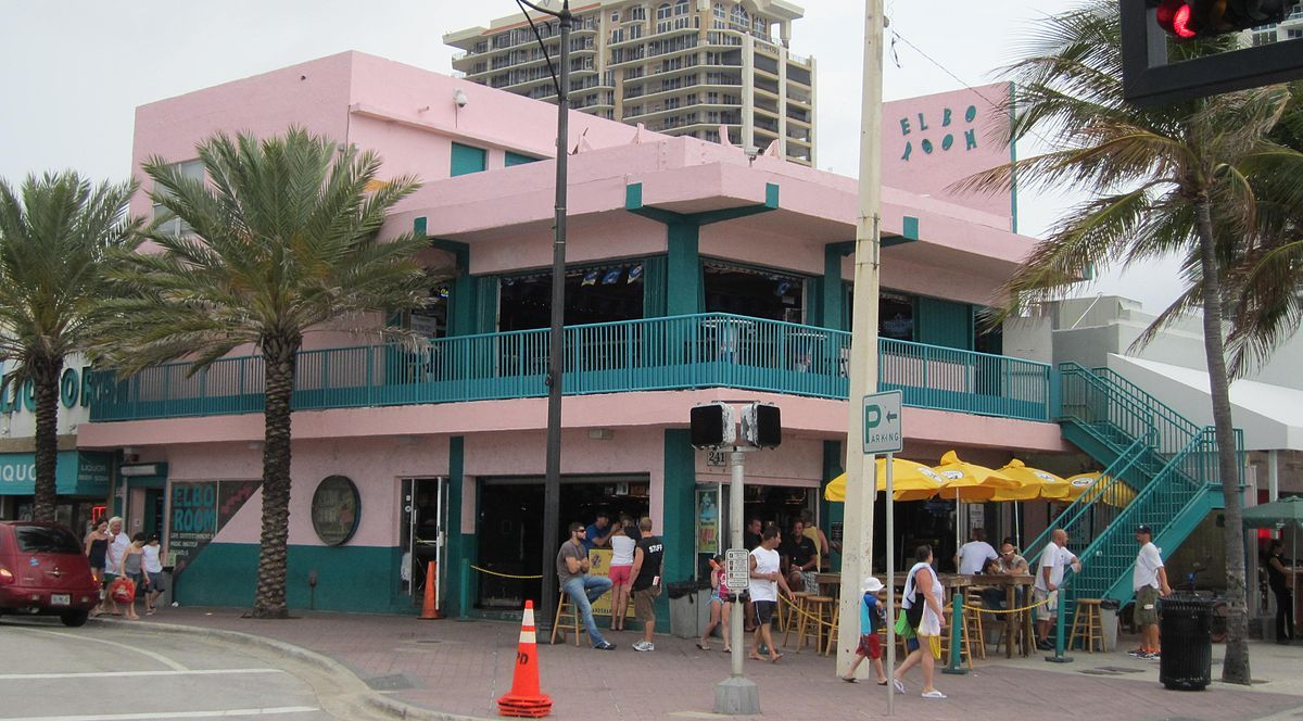 Elbo Room Wikipedia With Images Fort Lauderdale Beach