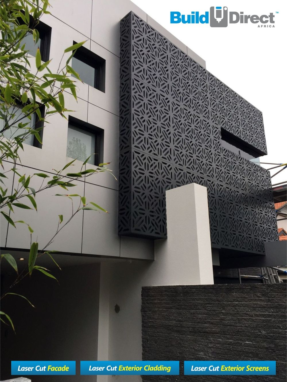 Pin On Laser Cut Architectural Facade
