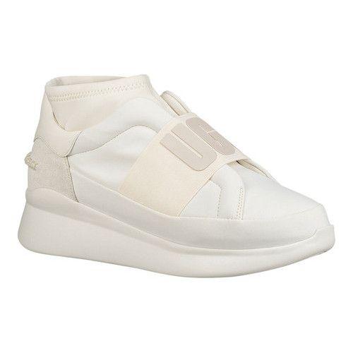 Women's UGG Neutra Sneaker Coconut Milk Neoprene Sneakers