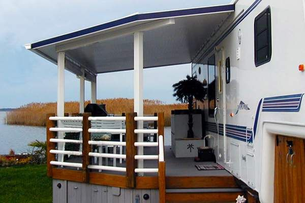 Awesome Rv Deck Design Ideas How To Build A Deck For