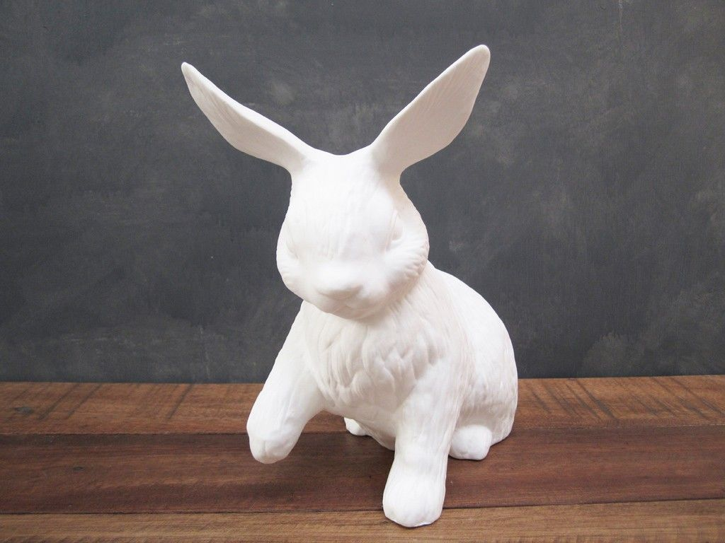 Nursery Touch Lamp Rabbit Sitting Lamp Gorgeous For Nursery Or Touch Of
