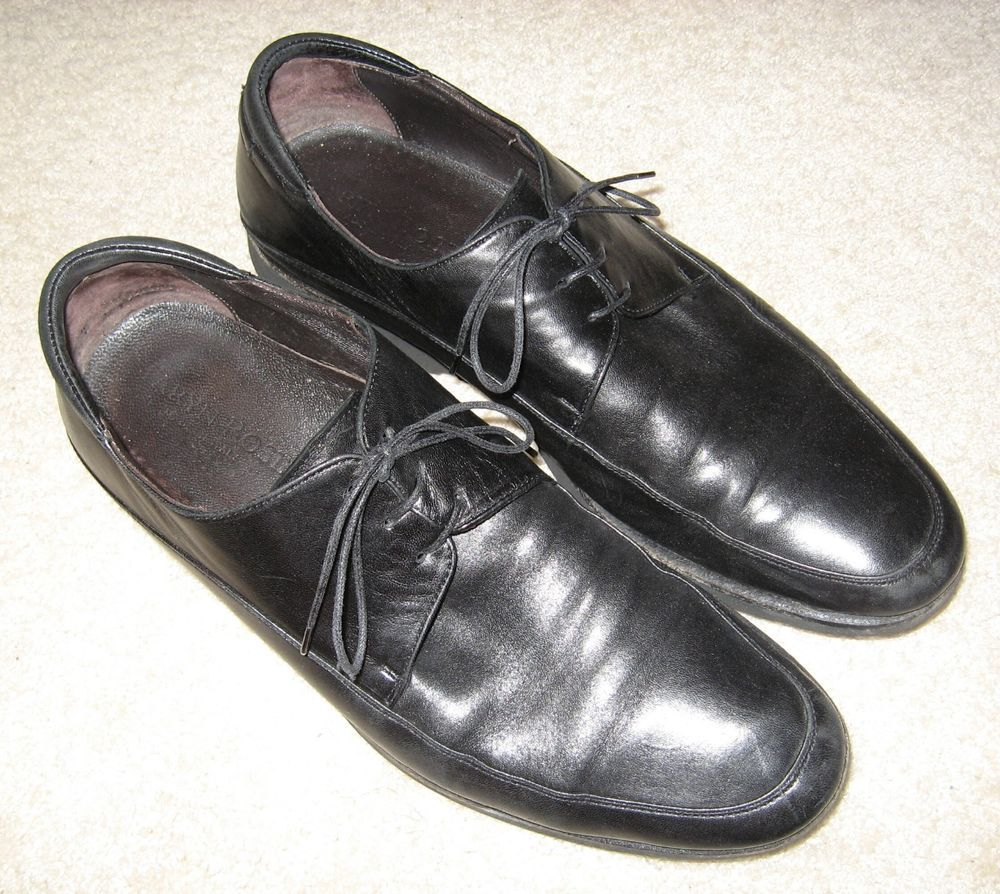 8b1a11efa699 TARYN ROSE OXFORDS 11C MADE IN ITALY LEATHER LININGS MOC TOE BLUCHERS  narrow n  fashion  clothing  shoes  accessories  mensshoes  dressshoes  (ebay link)