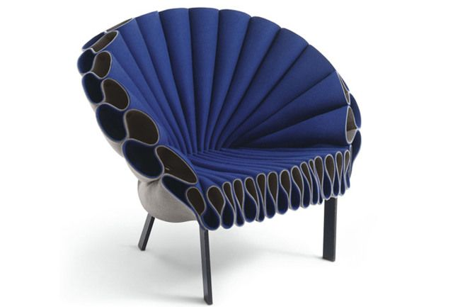 Peacock Chair by Studio Dror in New York City