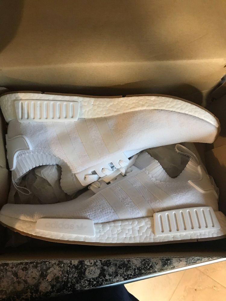 9e5576806f285 Men s Adidas NMD White  fashion  clothing  shoes  accessories  mensshoes   athleticshoes (ebay link)