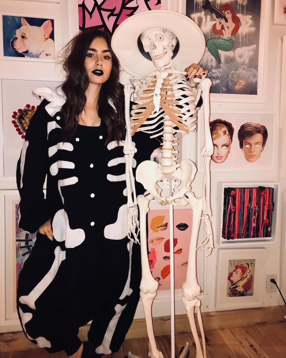 All the Spooky and Spectacular Costumes Celebs Wore for