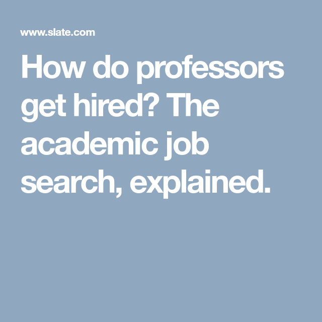 Why Not Just Send Your Résumé to Stanford? That\'s a Good School ...