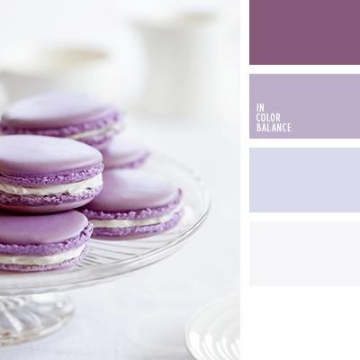 Blanco Y Lila Celeste Palido Color Lila Color Malva Con Tonos - Color-lila-pastel