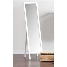 stand alone mirror white 39 kmart for in bedroom home