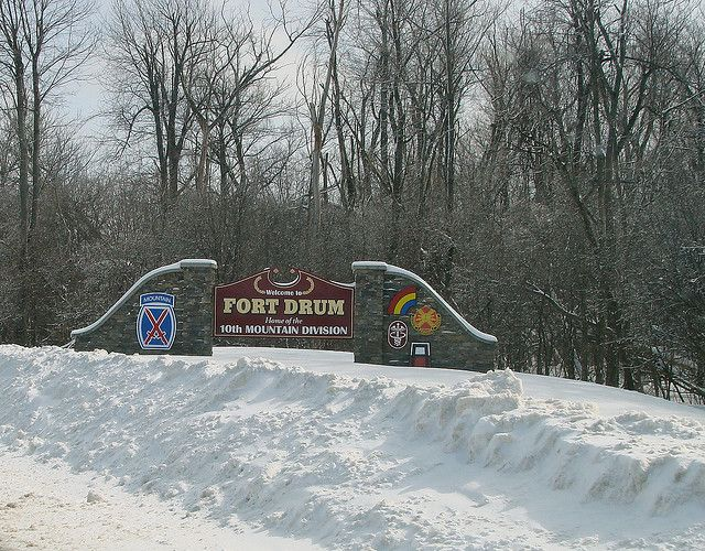 Fort Drum, NY   Favorite Places & Spaces   Fort drum, Army