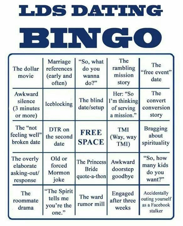 lds dating meaning