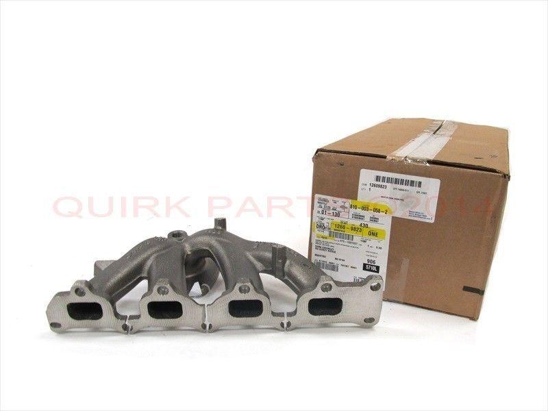 New Exhaust Manifold For Chevy Captiva Equinox GMC Terrain 12609823