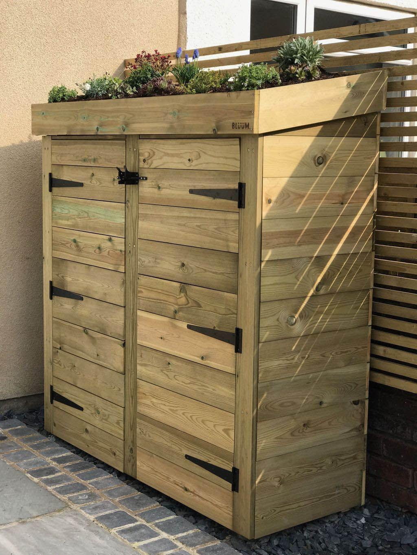 Artistic Patio Area Storage E Ideas
