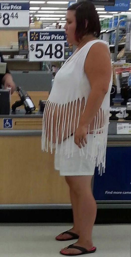 3-Ply White Trash Bags at Walmart - Funny Pictures at Walmart 38e283b37