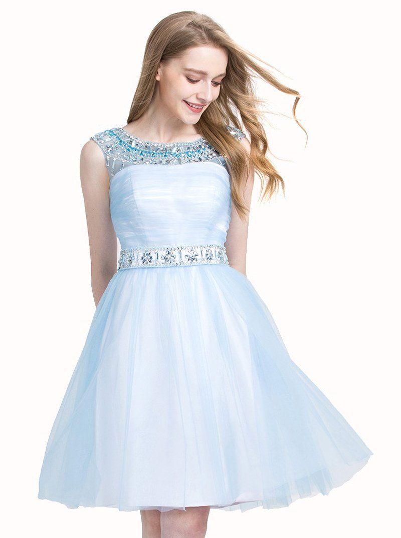 Knee High Sweet 16 Dresses