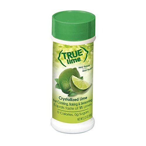 True Lime 10 6oz Shakers 1 Shaker True Lime True Citrus Salt Free Seasoning