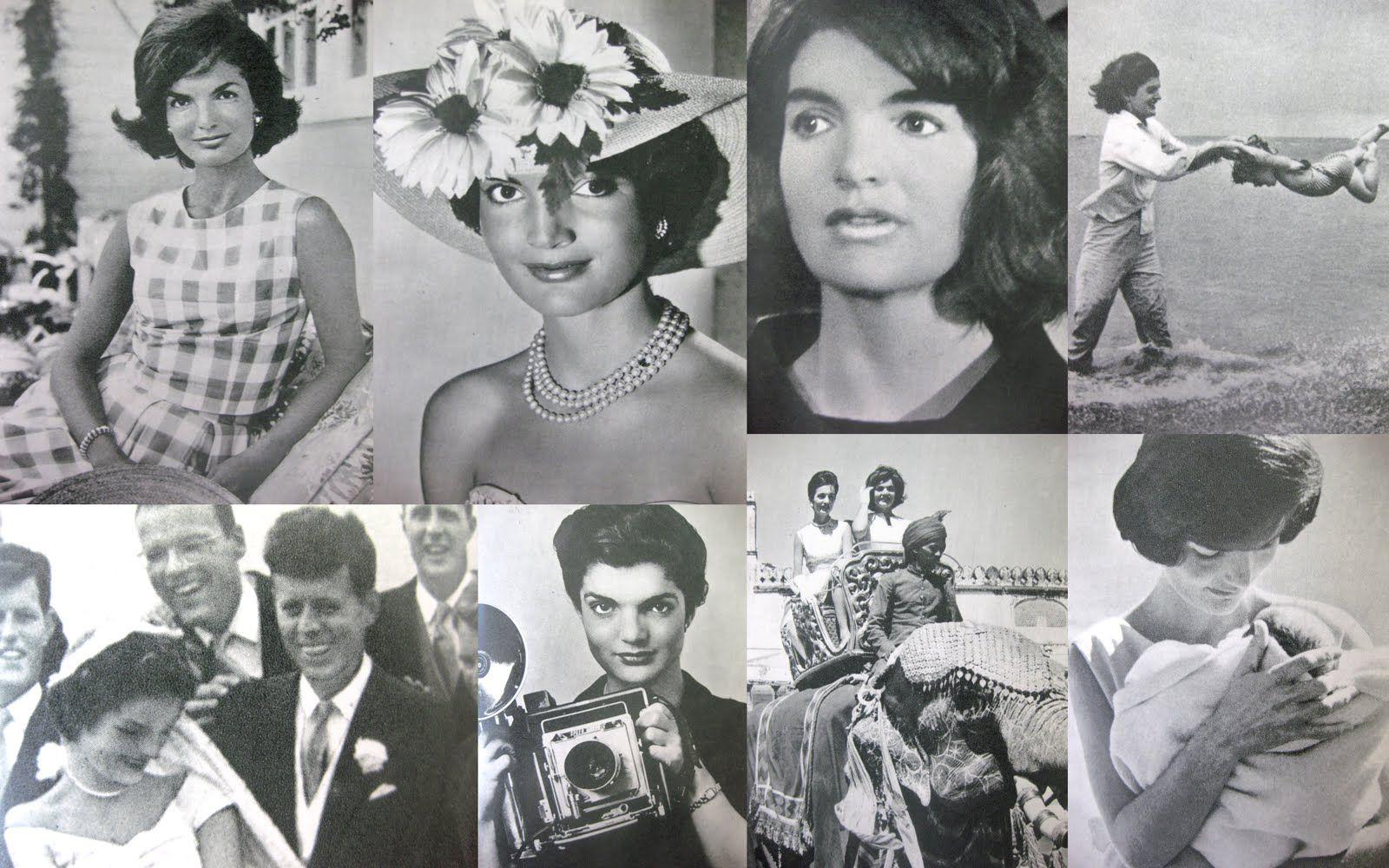 Kristallinkirkkaat ideat!: Jacqueline Kennedy