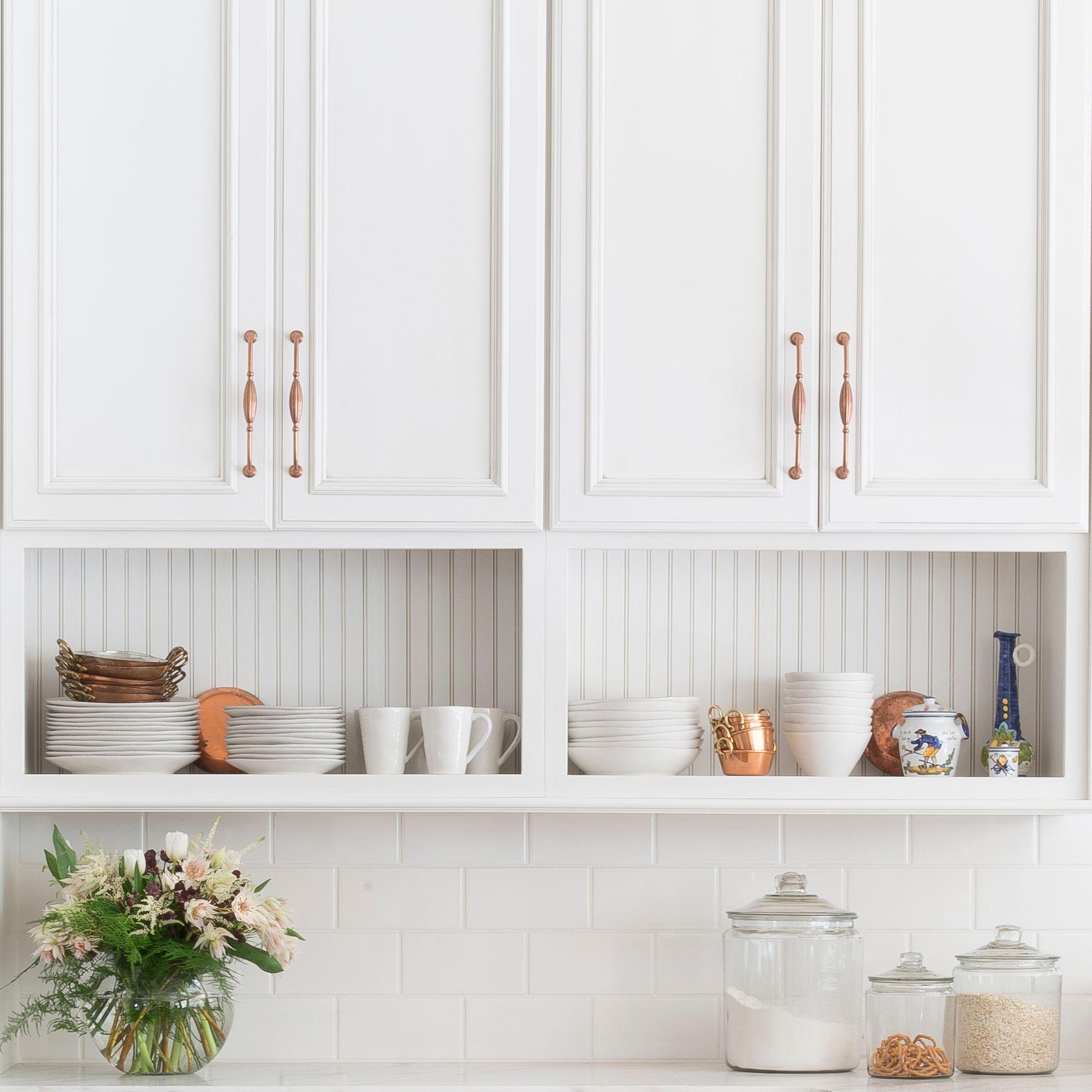 TREND ALERT! Brass is back and splashing color in kitchen designs ...