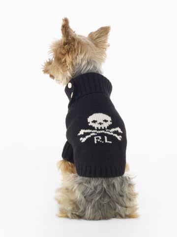 Skull Crossbones Sweater Ralph Lauren Home For The Pet