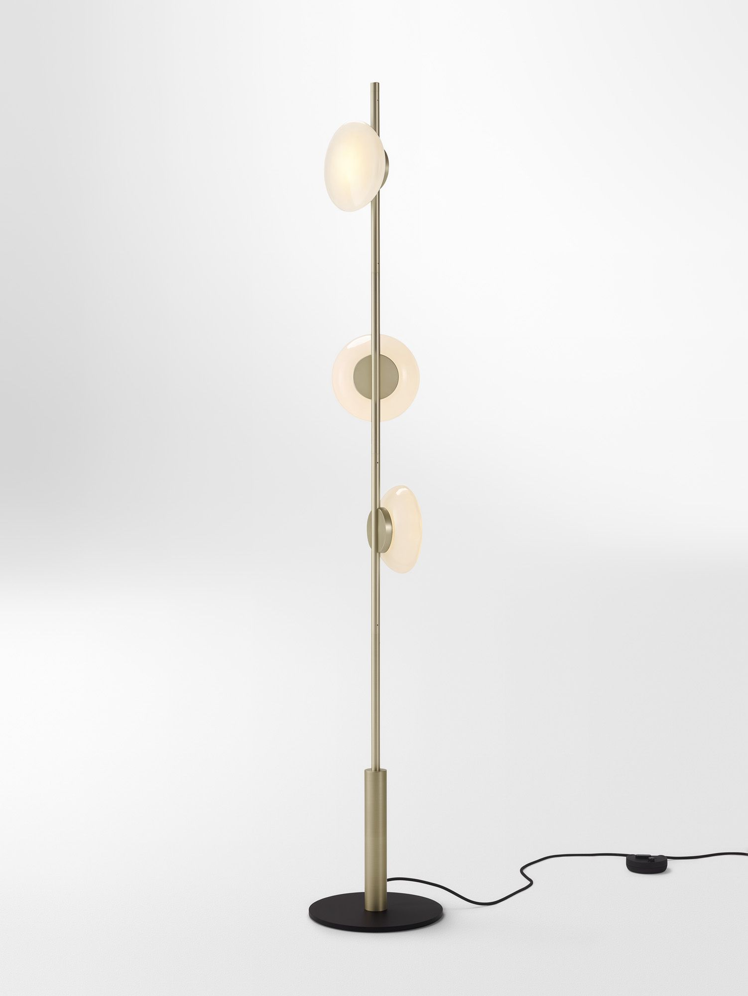 Ceto Floor Lamp By Ross Gardam Made In Australia In 2020 Lamp Floor Lamp Mouth Blown Glass
