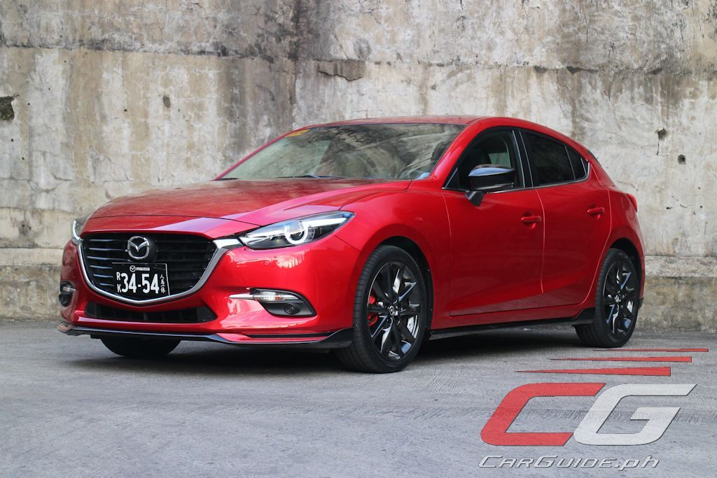Review 2017 Mazda3 Speed CarGuide.PH Philippine Car