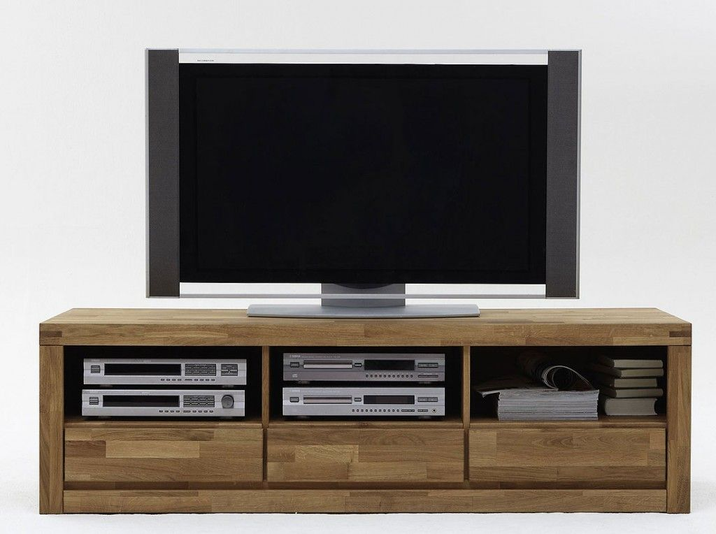 massivholz tv lowboard tv m bel tv kommode wildeiche massiv holz ge lt hifi pinterest tv. Black Bedroom Furniture Sets. Home Design Ideas