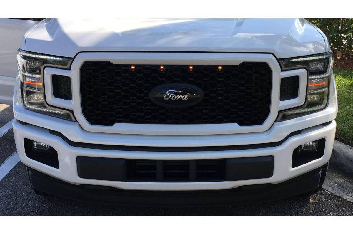 2018 2020 F150 With Stx Or Lariat Special Edition Grille Custom