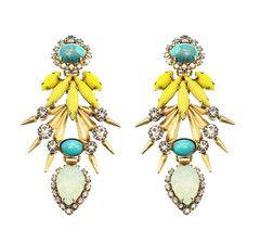 Elizabeth Cole Jewelry - Earrings