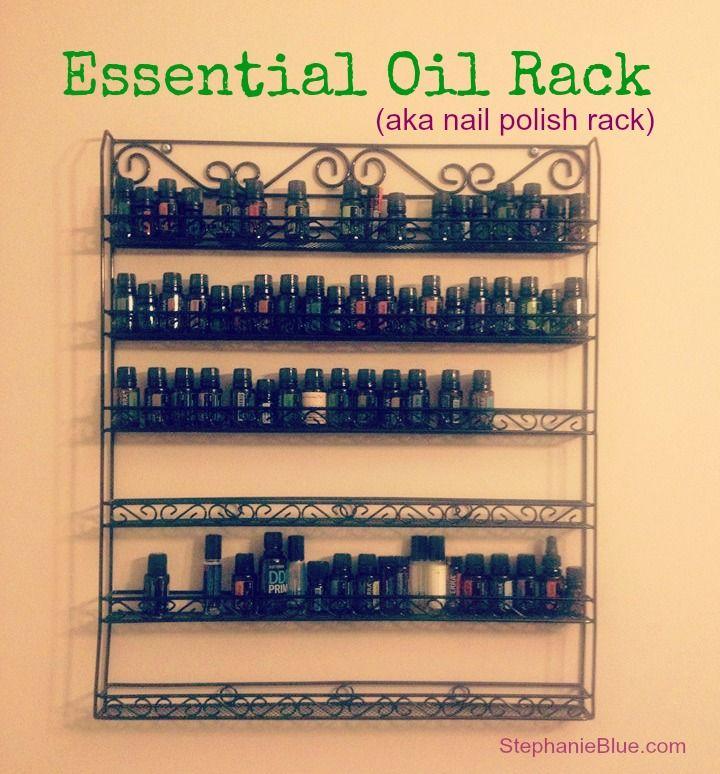 Storage Ideas For Essential Oils: How Do I Store Essential Oils? DIY Boxes And More.