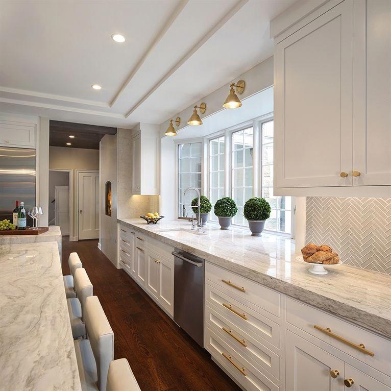 Kitchen Cabinets Without Hardware: 8321-AGB #WhiteKitchenCabinets